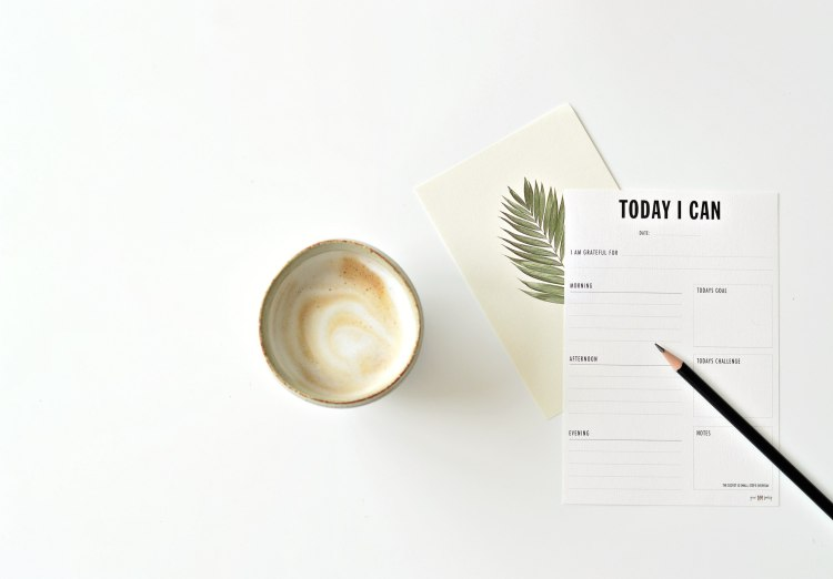 free printable daily planner to download