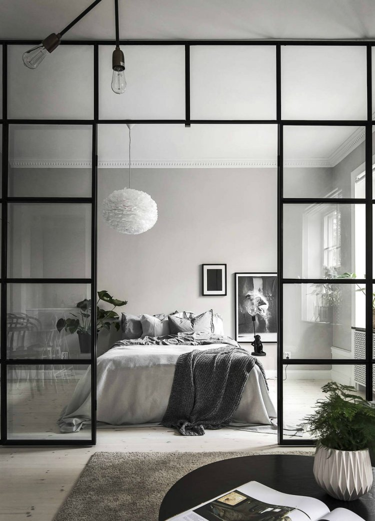 scandinavian bedroom ideas