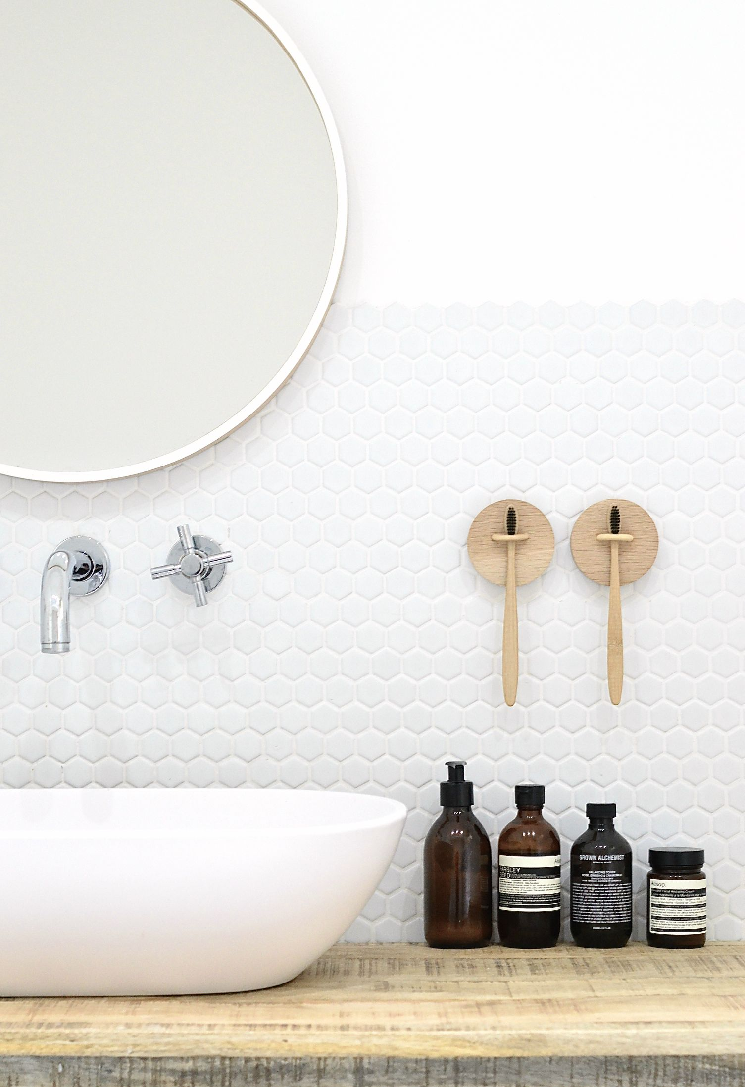 Diy Wall Mounted Toothbrush Holder Diy Home Decor Your