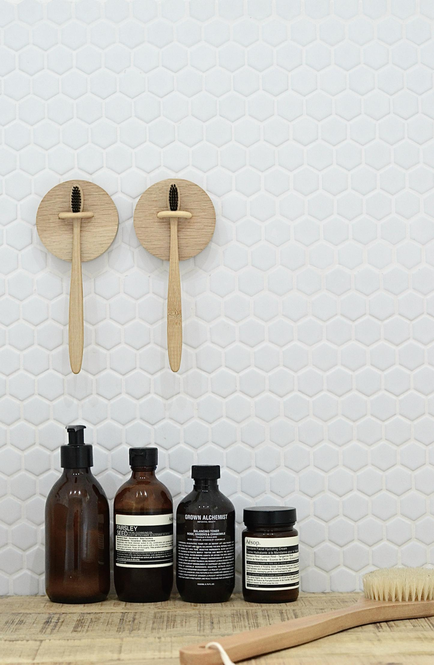 Diy Wall Mounted Toothbrush Holder Diy Home Decor Your Diy Family