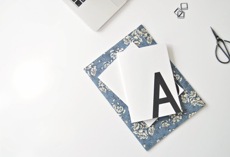 how to make initial notebooks