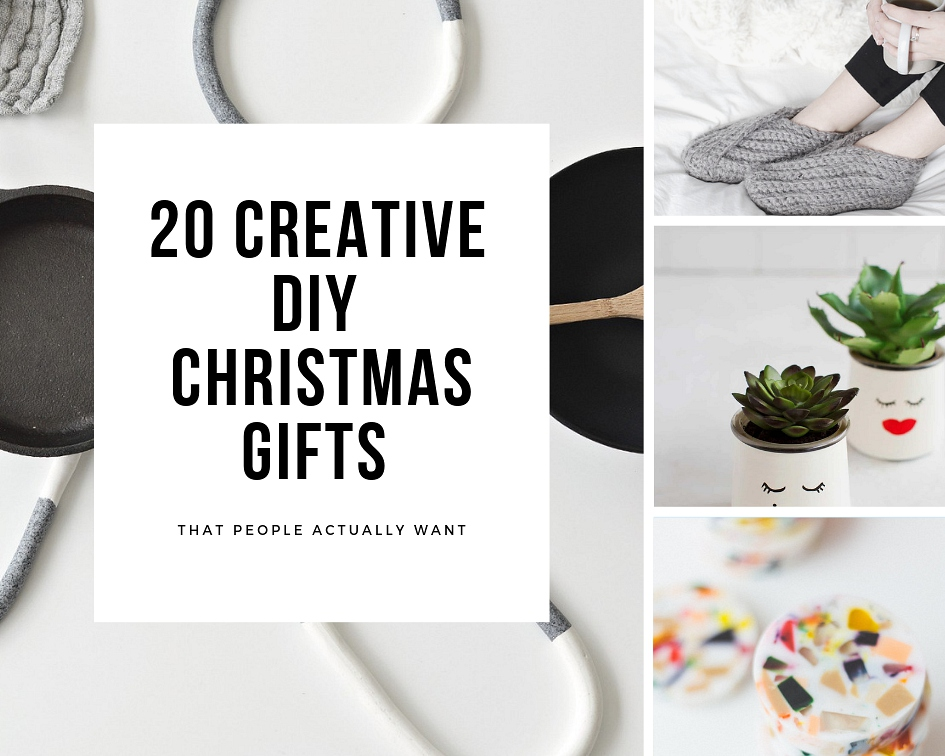 Creative Diy Christmas Gifts.20 Creative Diy Christmas Gifts That Your Friends And Family Will