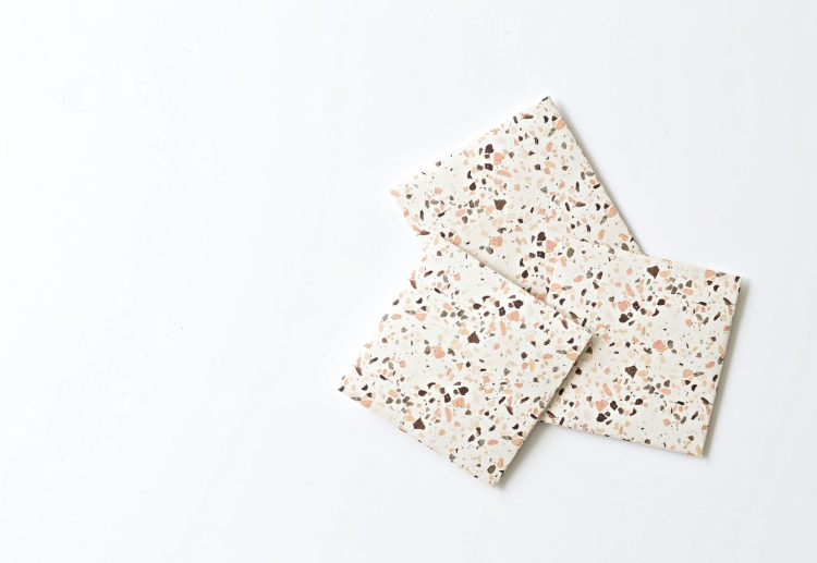terrazzo diy mothers day cards