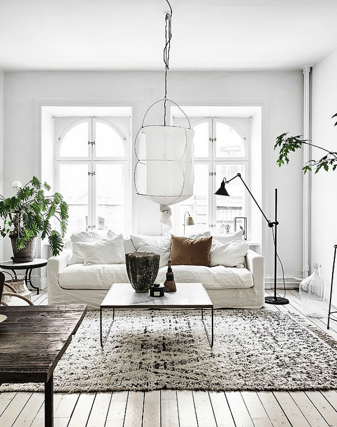 12 modern minimalist rugs for under £500 (with many under £300)