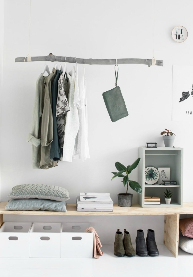 7 Clever Clothes Storage Ideas For Small Bedrooms Your Diy Family