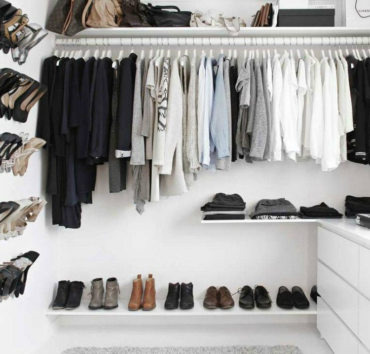 tips to organize your closet space