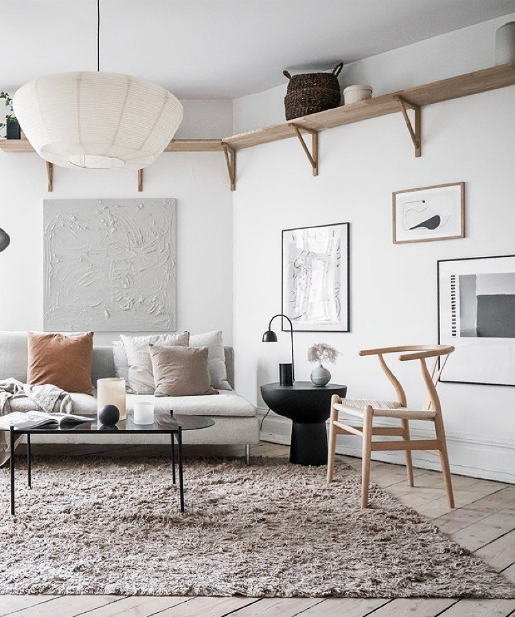 wall storage for small rooms