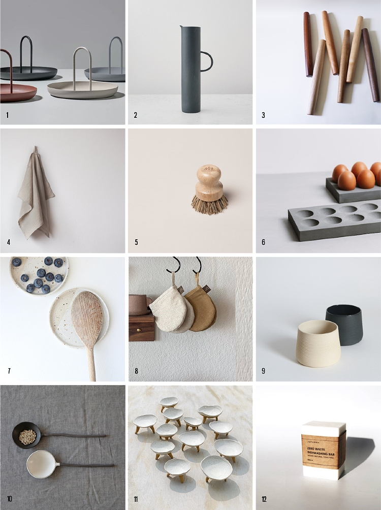 minimalist kitchen accessories