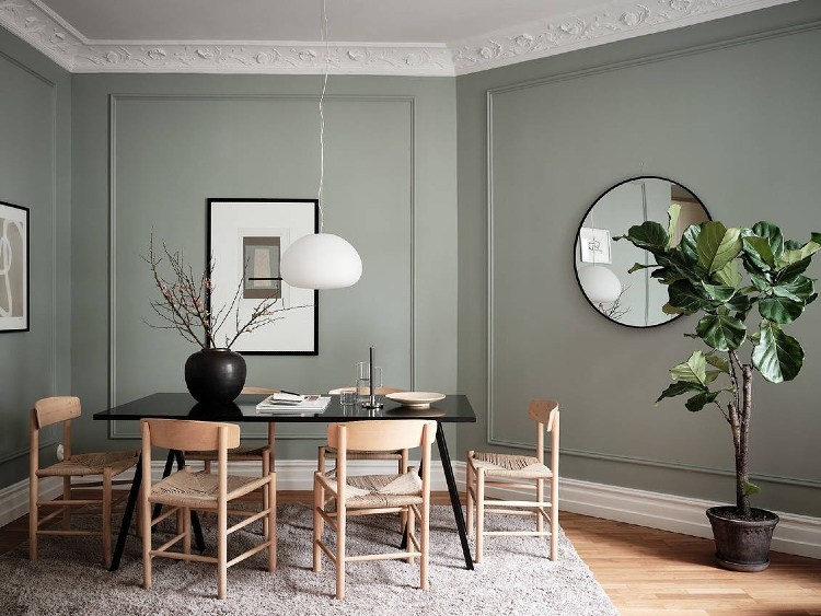 grey-green-dining-room-scandinavian