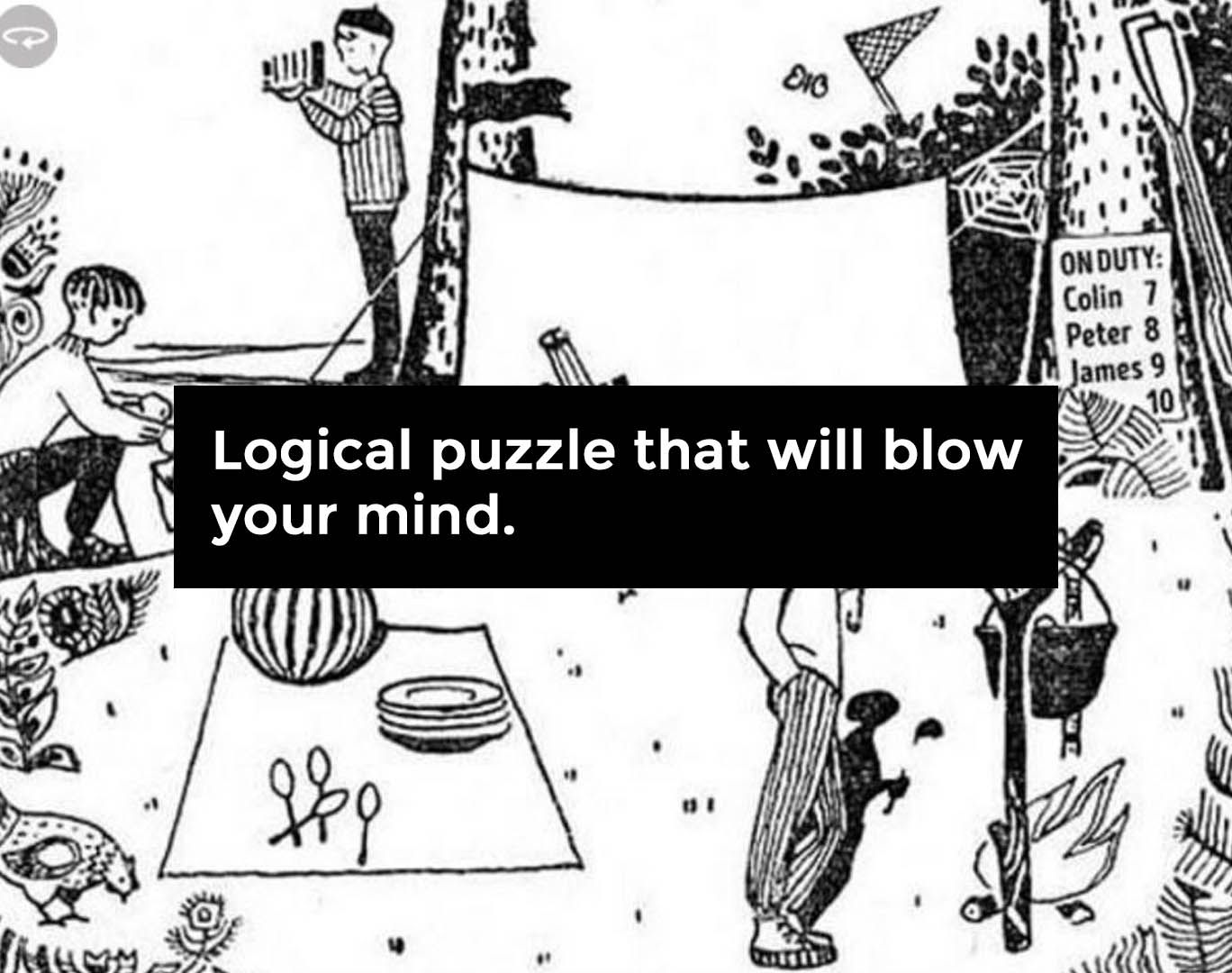 12 Brain-teasers That Will Drive You Completely Crazy!