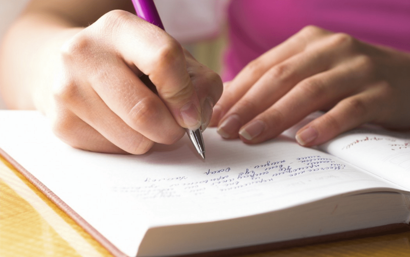 The Power of Journaling (a.k.a. Free Therapy!)