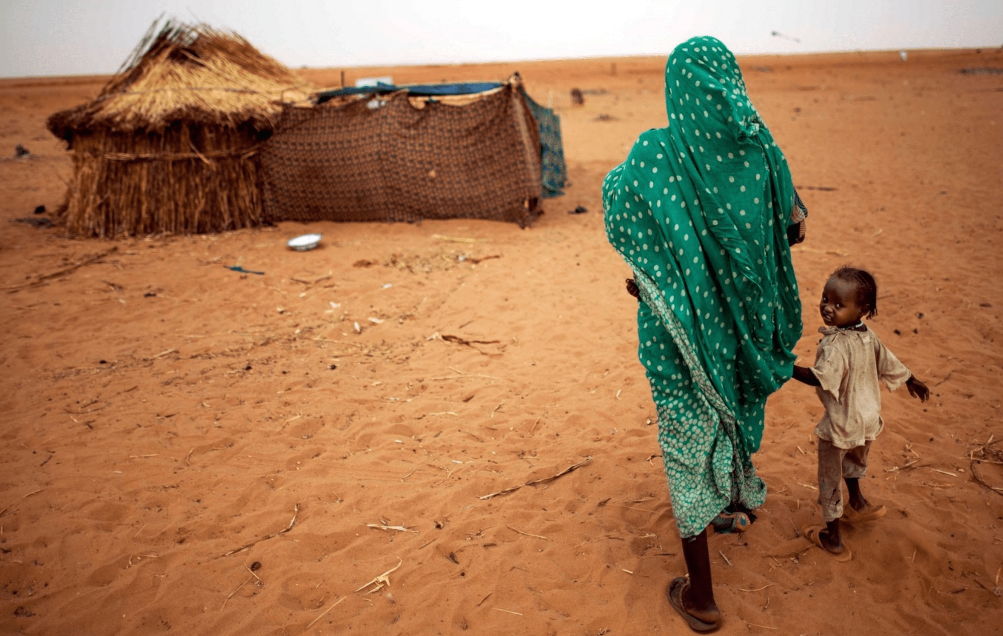 Darfur, Rape, and George Clooney