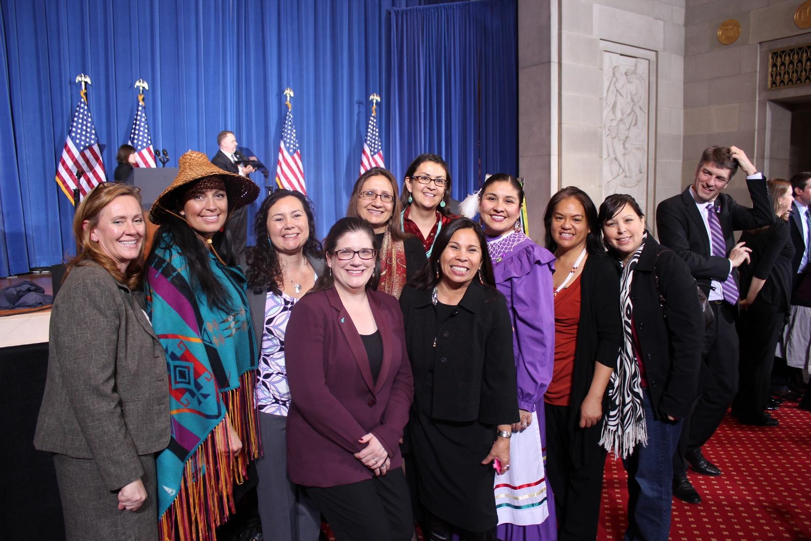 Oil Development (DAPL) & Violence Against Native Women