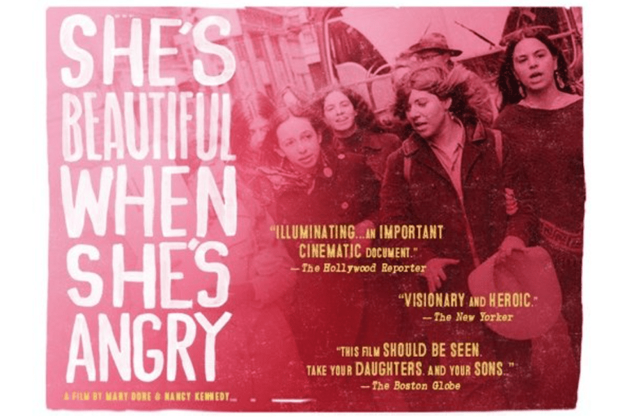 Feminist Film Club: She's Beautiful When She's Angry