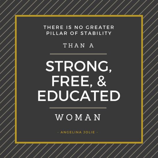 25 Womens Education Quotes That Prove School Matters Your Dream Blog