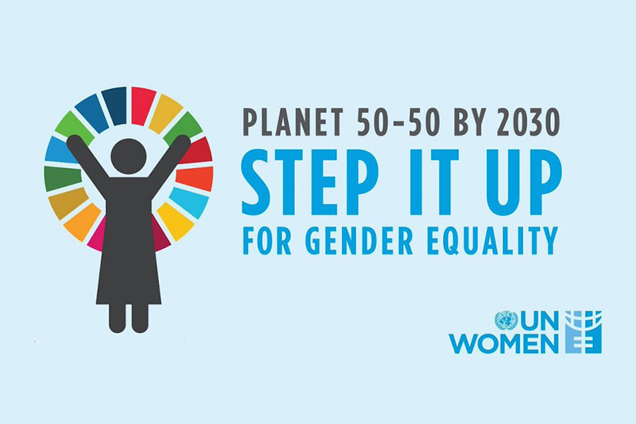 What is the Planet 50-50 campaign?