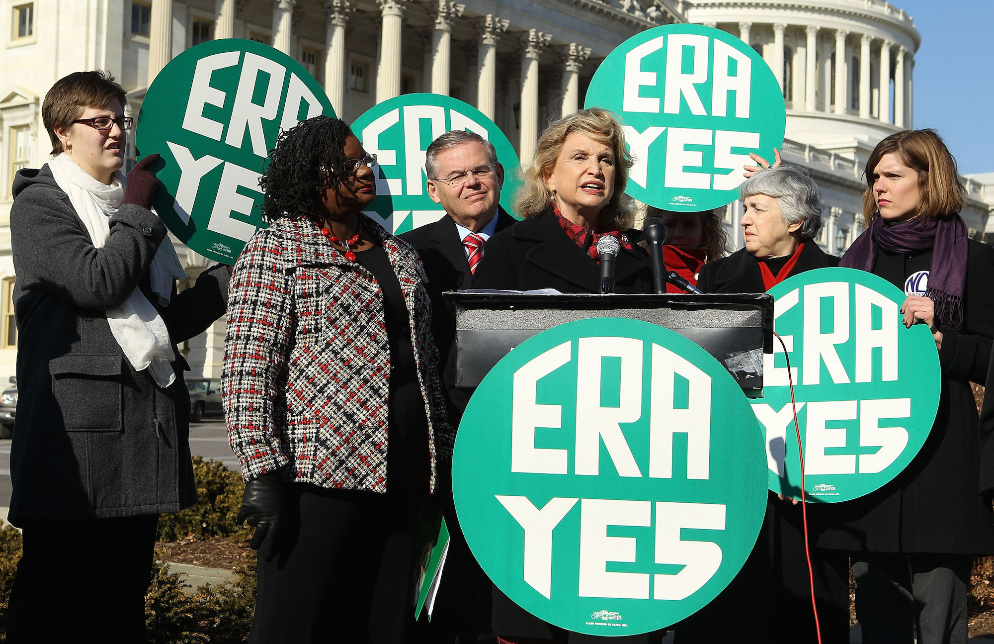The Equal Rights Amendment: One More to Go