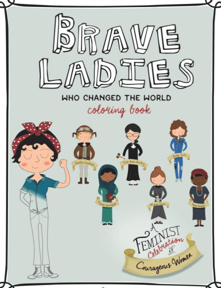 Brave-Ladies-Coloring-Book