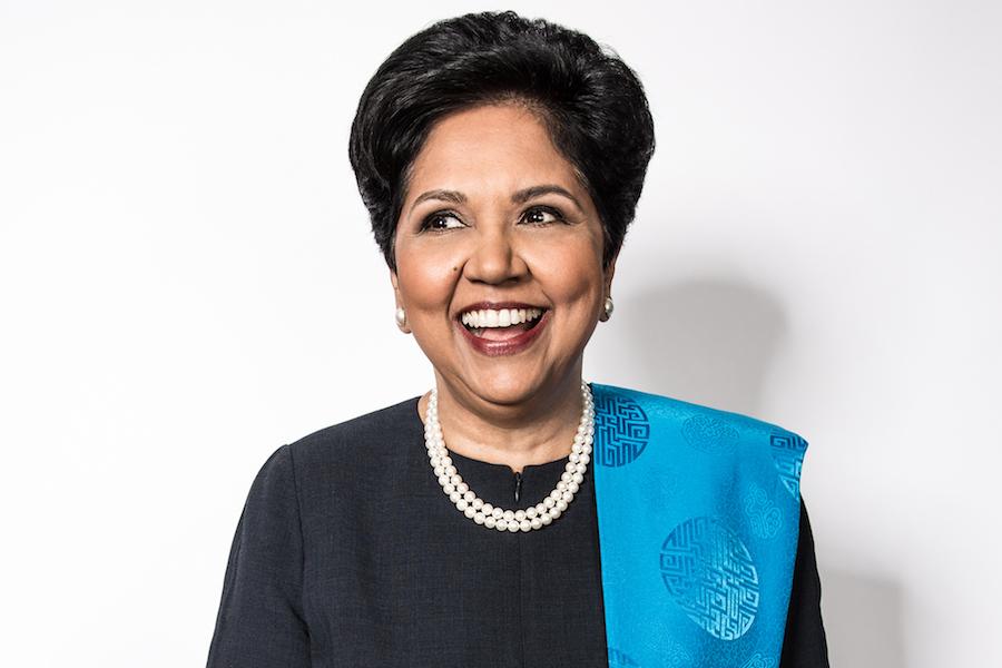 Indra Nooyi – #WomenWhoLead: Powerful Women Changing the World