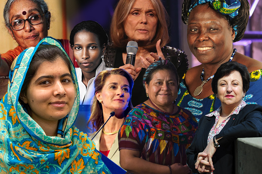 20 Inspirational Quotes by Women Around the Globe