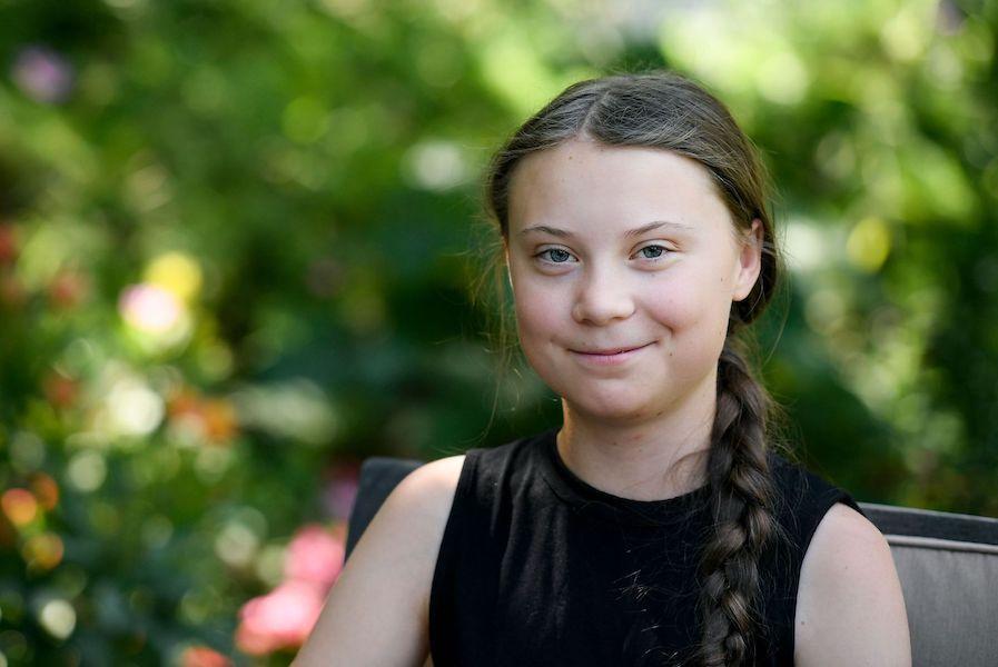 The Tenacious Greta Thunberg