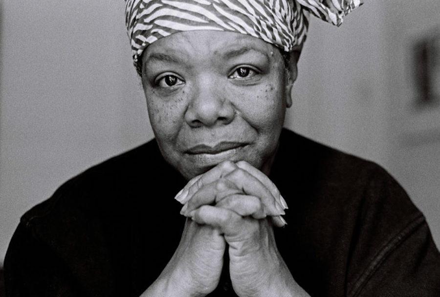 Women's History Month: Maya Angelou