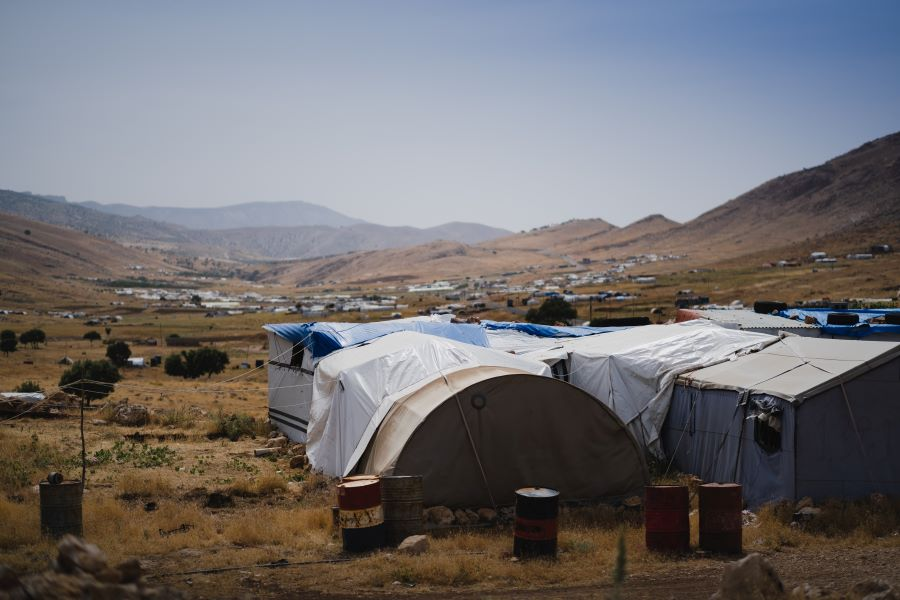 A Crisis Within A Crisis: The Disparate Experience of Refugee Women