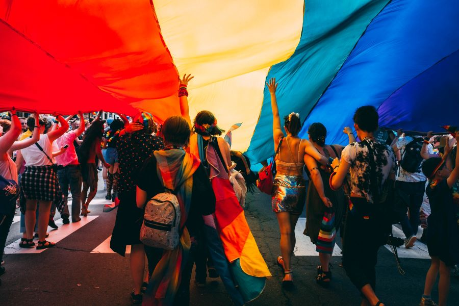 Broadening Our Women's Issues Advocacy to the LGBTQIA+ Community