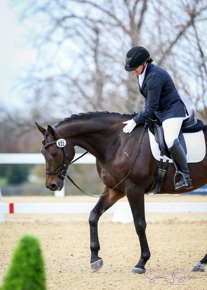 YourDressage.org Why I Love the US Dressage Finals Ashley Miller & Hickeys Creek – Region 3