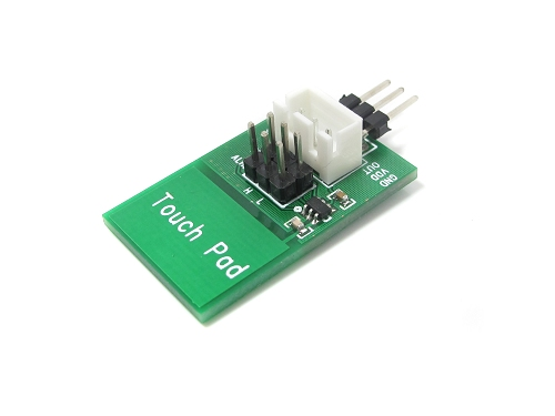 Electronic Switch On Off Touch Or With Push Button By Ic Digital