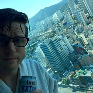 Your Host in Busan