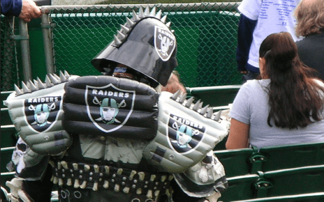Raiders Fan Severely Injured by Errant Insult