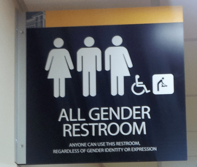 Massachusetts Law Bans Homophobic People From Bathrooms