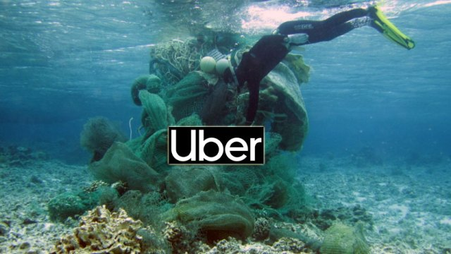 Uber's New Submarine Service 'ScUber' Will Let Riders Drop Trash Directly on The Great Barrier Reef