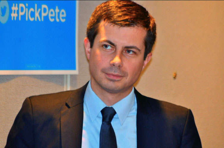 Trump Explains Why He Hasn't Made a Homophobic Nickname For Pete Buttigieg, Yet