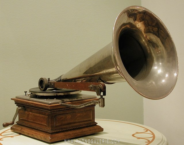 "Joe Biden: ""When I'm elected everyone will get a free gramophone!"""