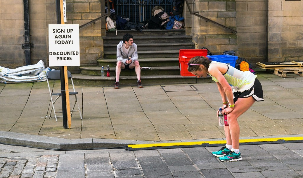 3 ways to ruin your body without having to train for a marathon