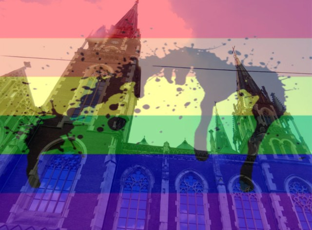 """United Methodist Church kicks out homophobic members for being """"weird little bigots"""""""