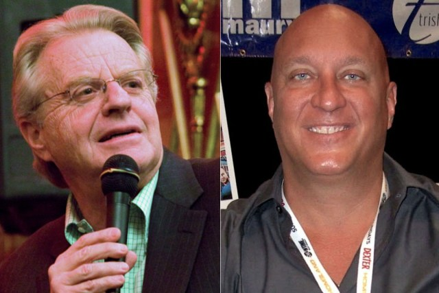 Jerry Springer to Moderate Next Presidential Debate With Steve Wilkos as Security