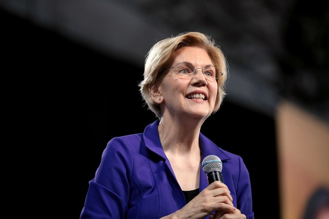 Bidens Hire Elizabeth Warren to Sage White House Before Move In