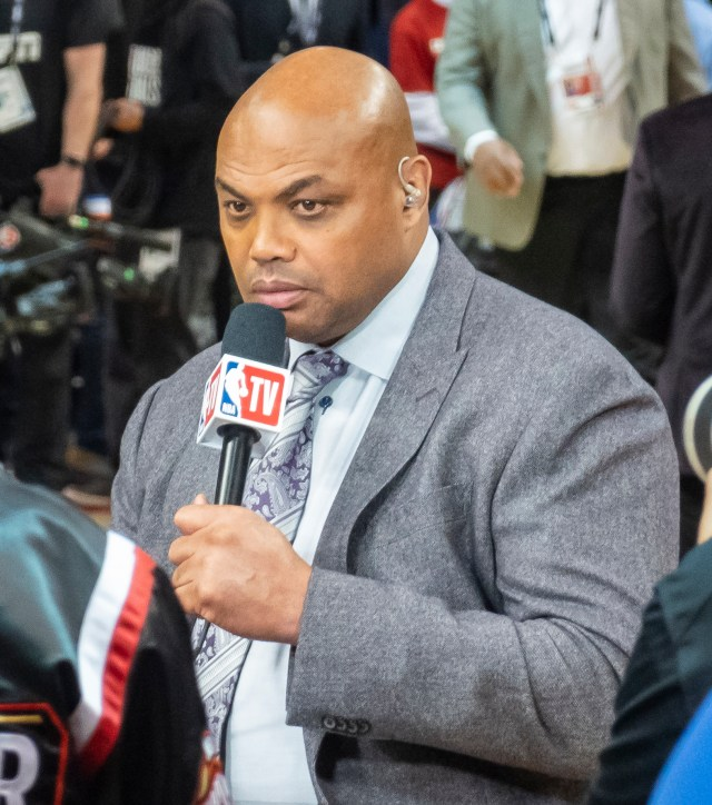 Charles Barkley Hospitalized After Firmly Lodging Size 16 Foot in Own Mouth