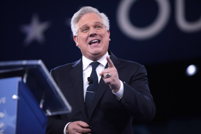 Glenn Beck Sobs Uncontrollably On Air While Reading One Fish, Two Fish, Red Fish, Blue Fish