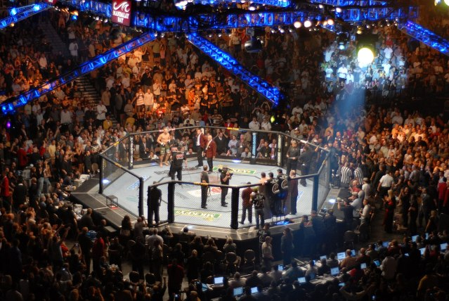 Experts Say To Continue Avoiding Men In Tapout Shirts – As Usual – After UFC Superspreader Event