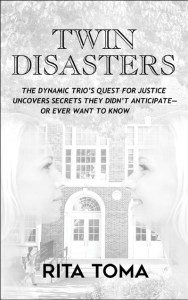Twin Disasters cover