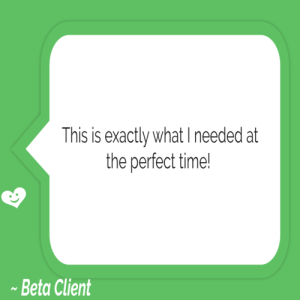 Empty Nest First Steps Program Feedback: This is exactly what I needed at the perfect time!