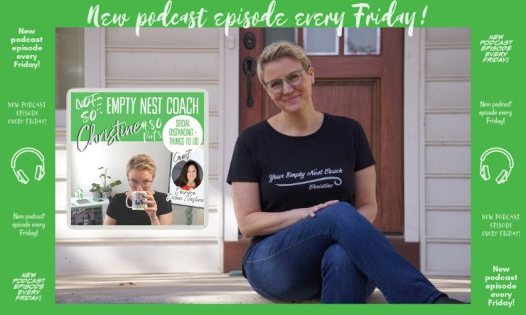 80: Deirdre Dolan Nesline Decluttering in the Not So Empty Nest Number 8