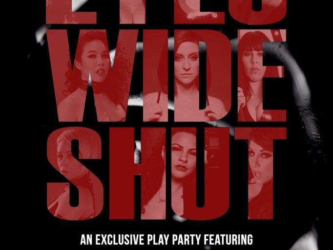 Eyes Wide Shut Femdom BDSM play party in Los Angeles
