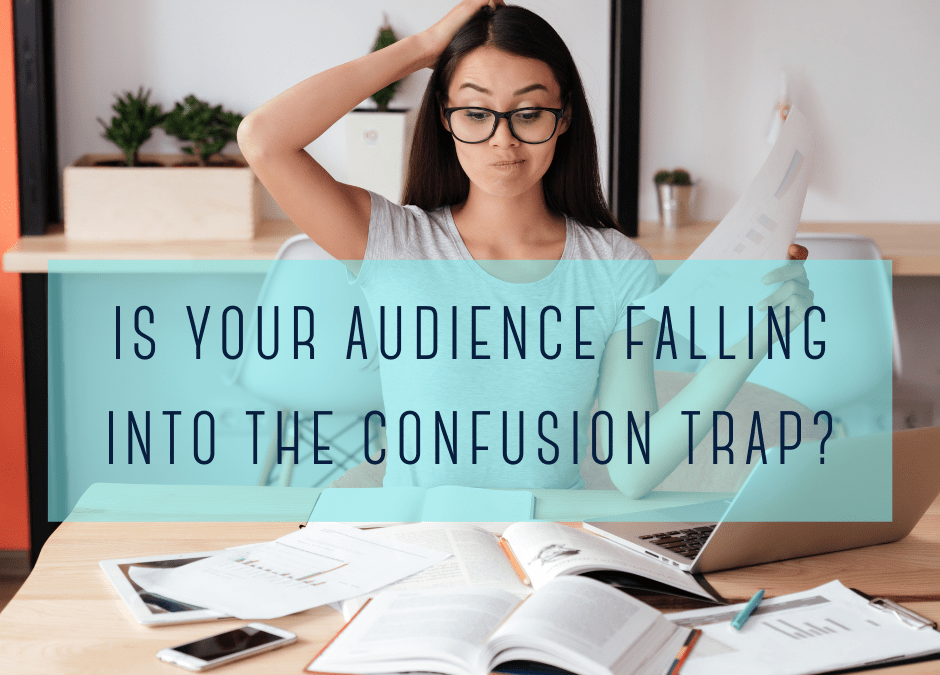 Confusion is an easy trap to fall into