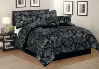 Black And Silver Bedding | www.pixshark.com - Images ...