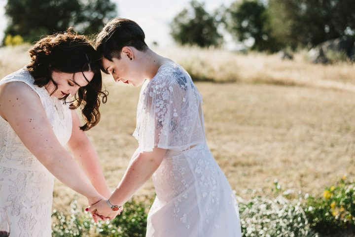 LGBTQ+ wedding in Alentejo Portugal